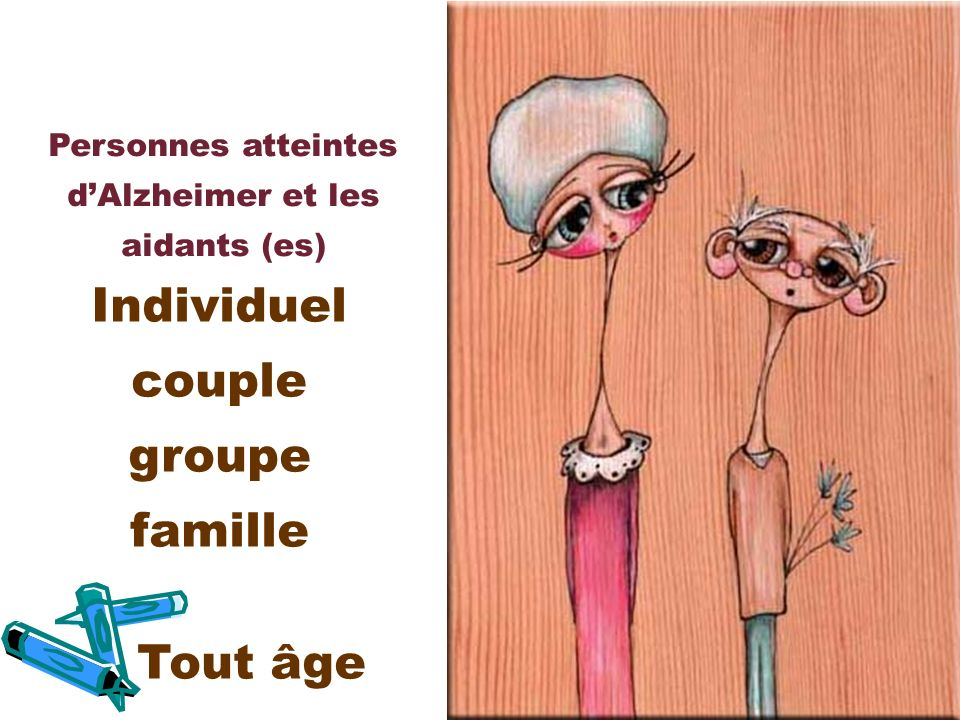 Individuel couple groupe famille