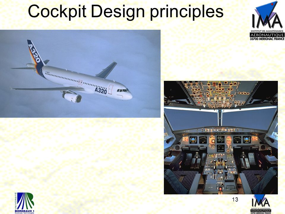 Cockpit Design principles