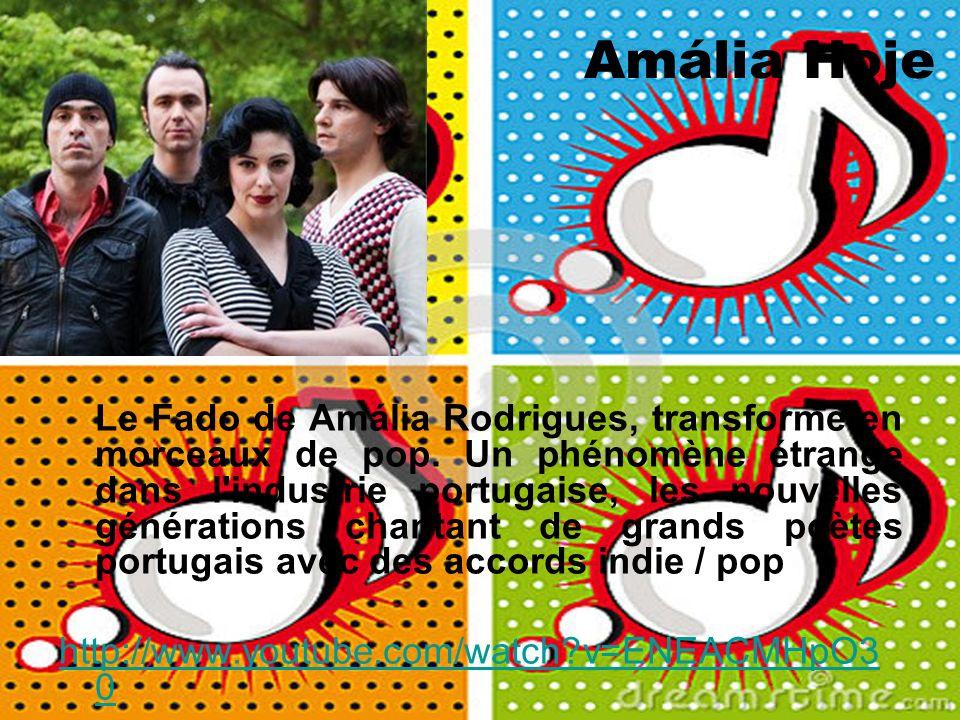 Amália Hoje