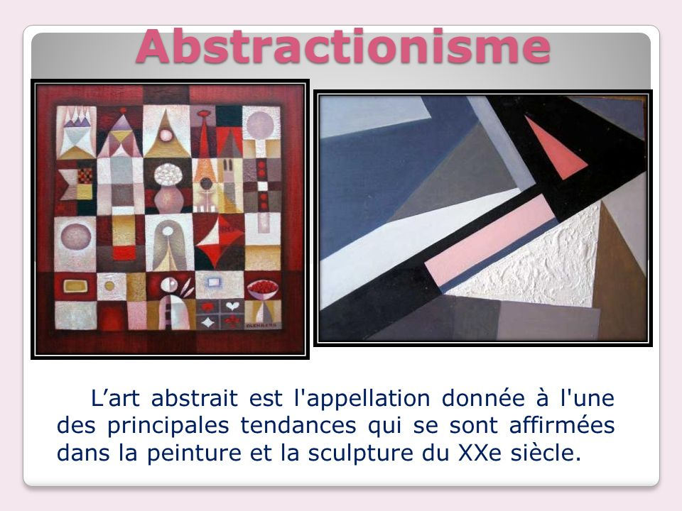 Abstractionisme