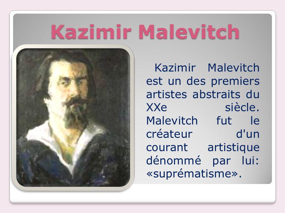 Kazimir Malevitch