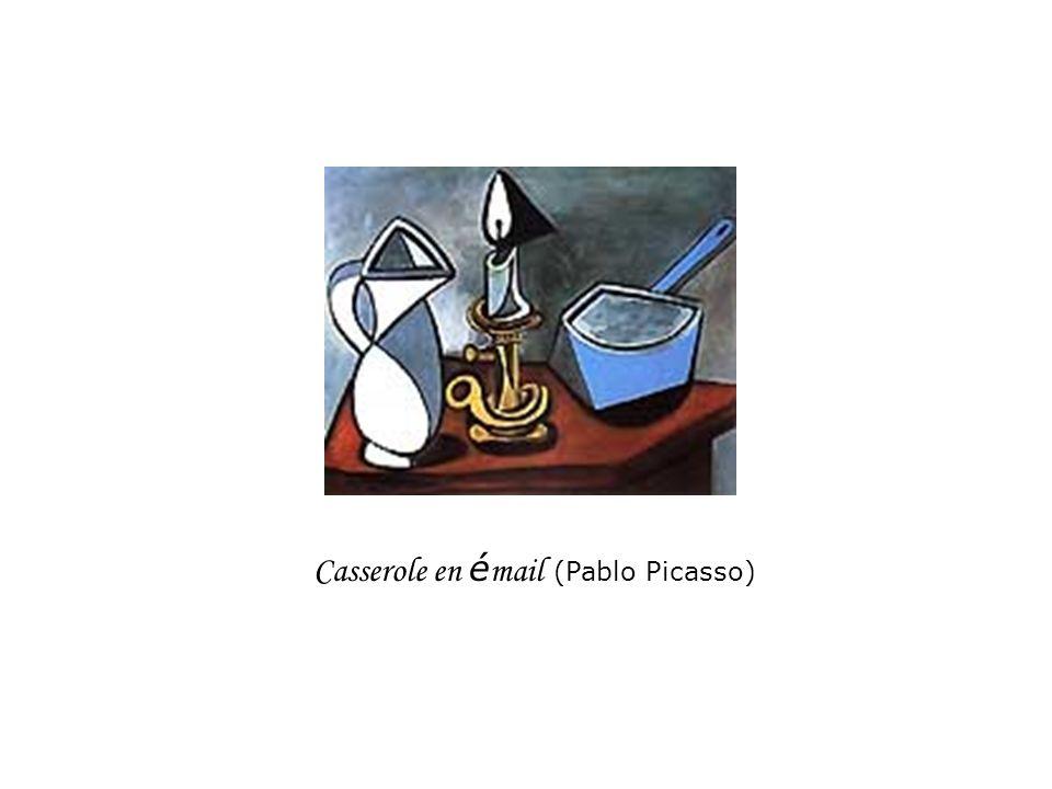 Casserole en émail (Pablo Picasso)