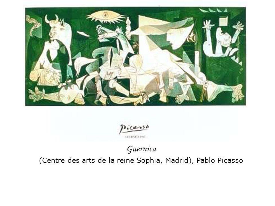 (Centre des arts de la reine Sophia, Madrid), Pablo Picasso