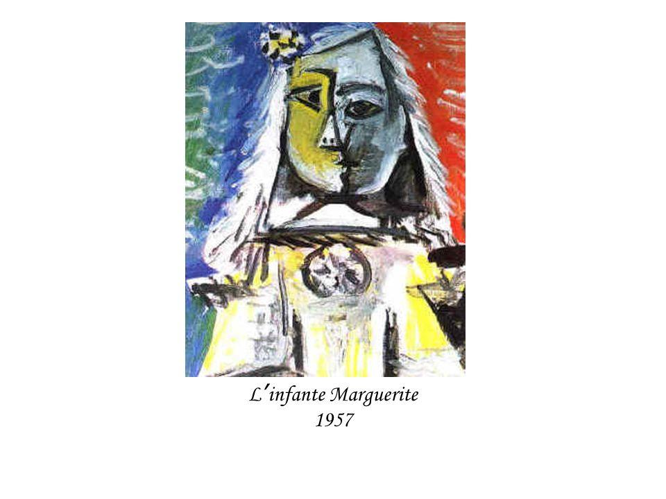 L'infante Marguerite 1957