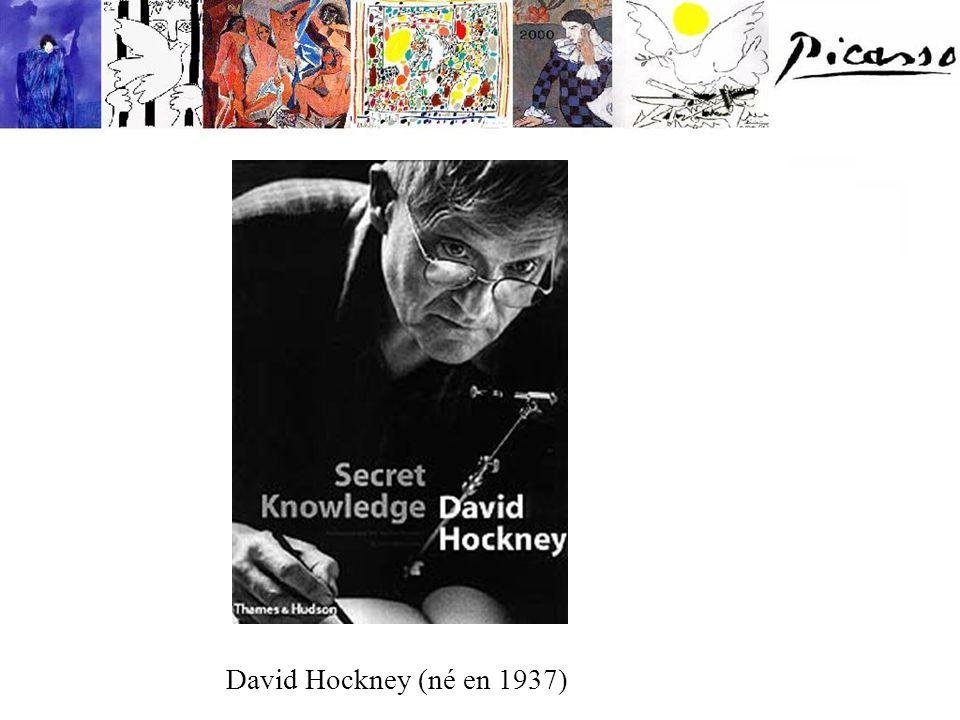 David Hockney (né en 1937)