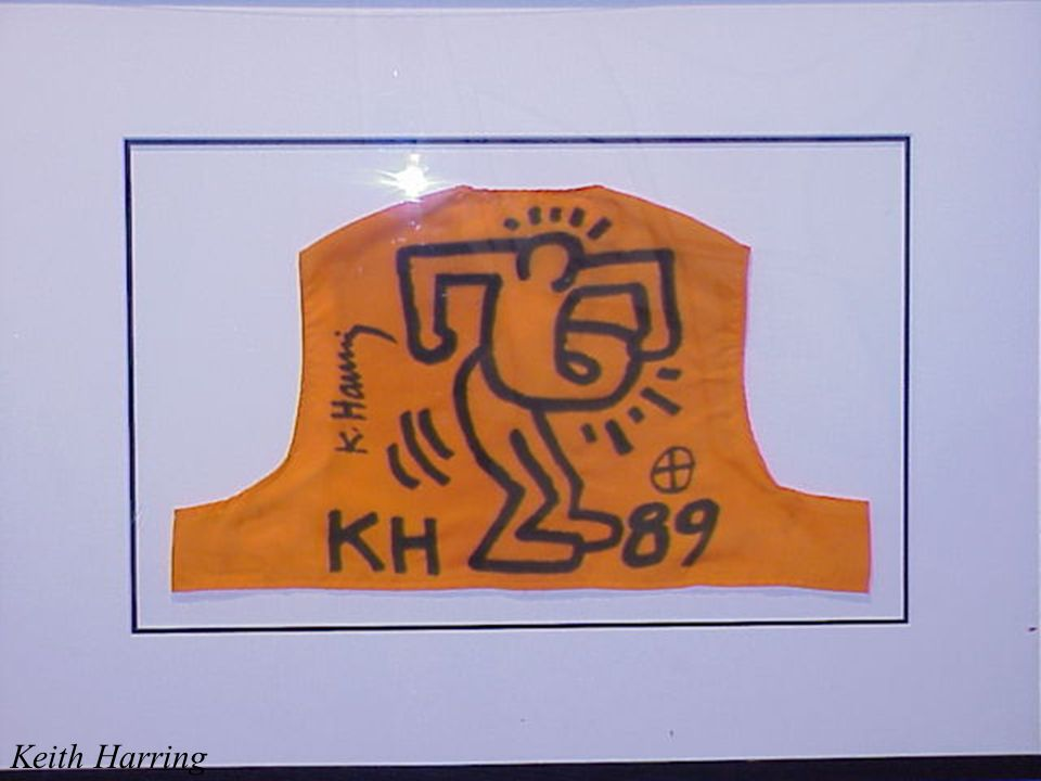 Keith Harring