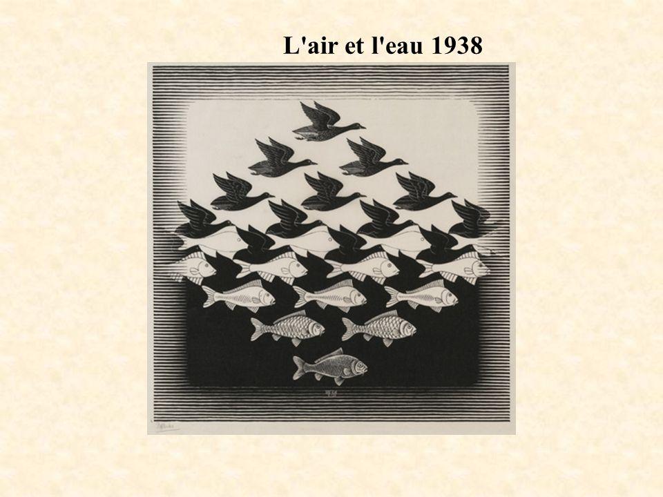L air et l eau 1938