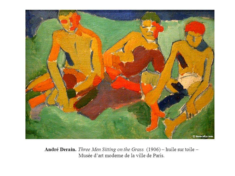 André Derain.