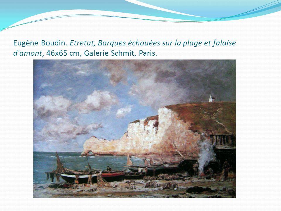 Eugène Boudin.