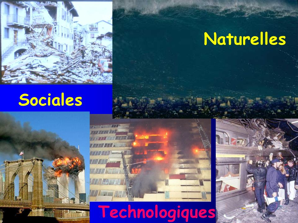 Naturelles Sociales Technologiques