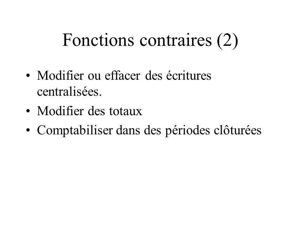 Fonctions contraires (2)