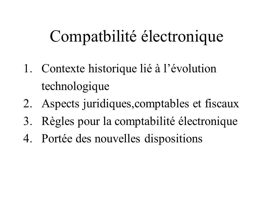 Compatbilité électronique
