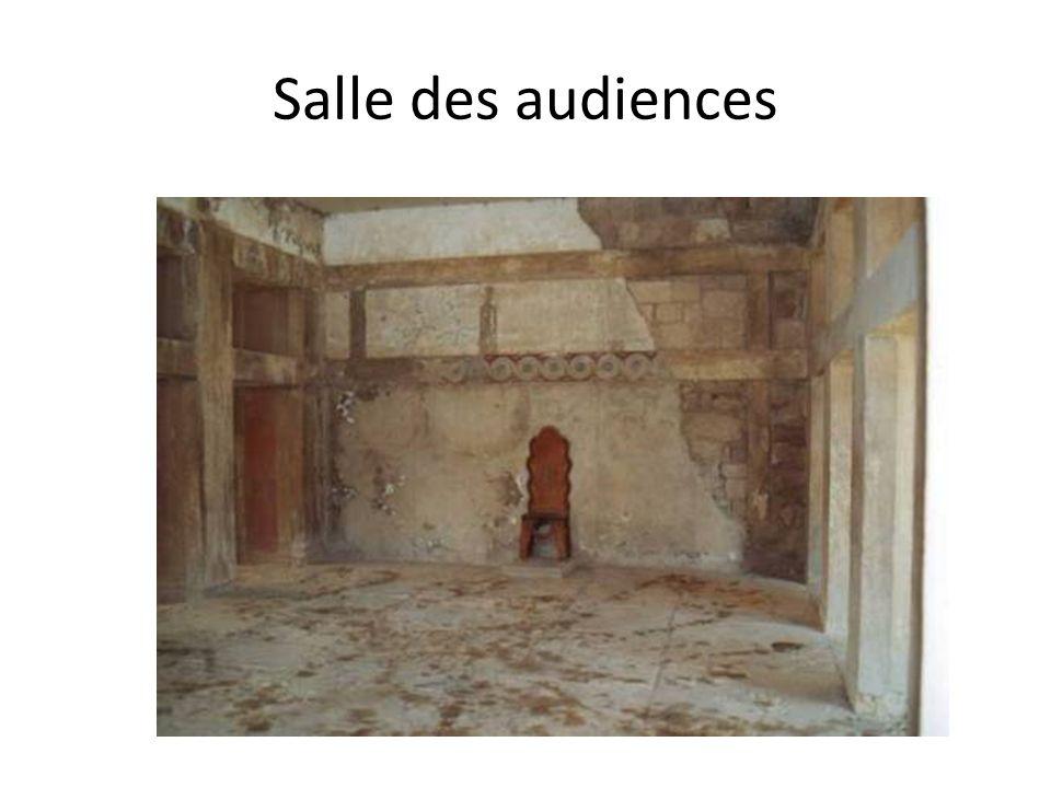 Salle des audiences