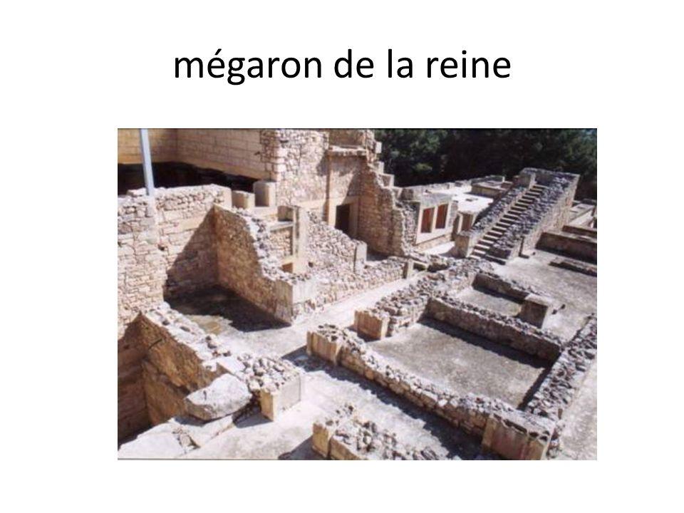 mégaron de la reine