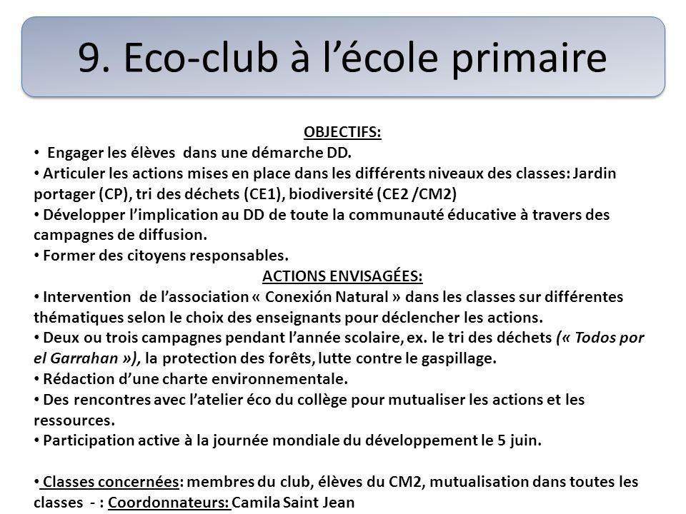 10. Ensemble à vélo – Niveau primaire – EPS - CM1