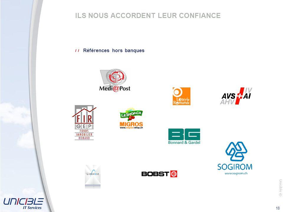 ILS NOUS ACCORDENT LEUR CONFIANCE