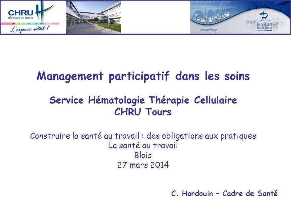 Management participatif dans les soins