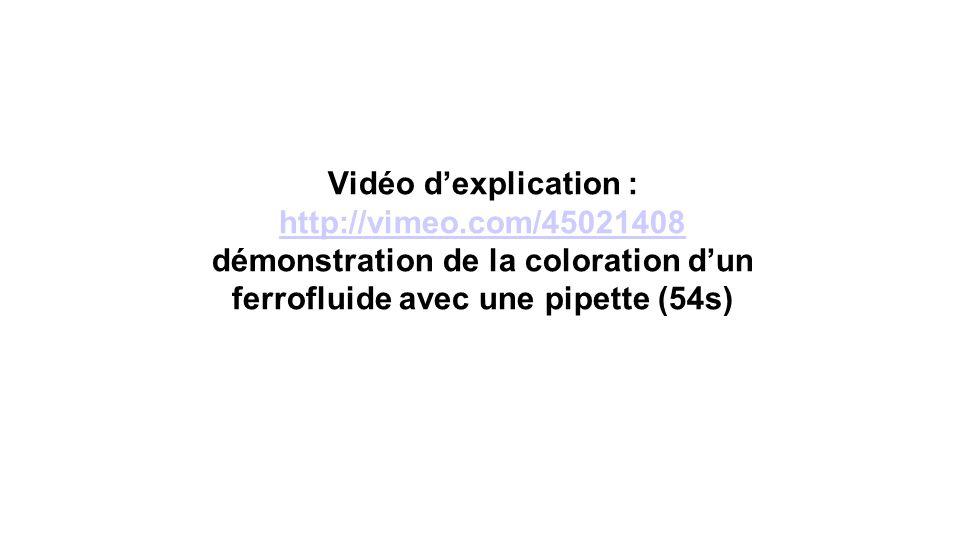 Vidéo d'explication : http://vimeo