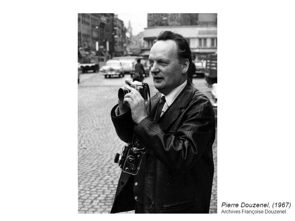 Pierre Douzenel, (1967) Archives Françoise Douzenel