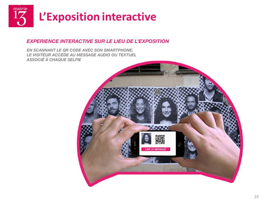 L'Exposition interactive