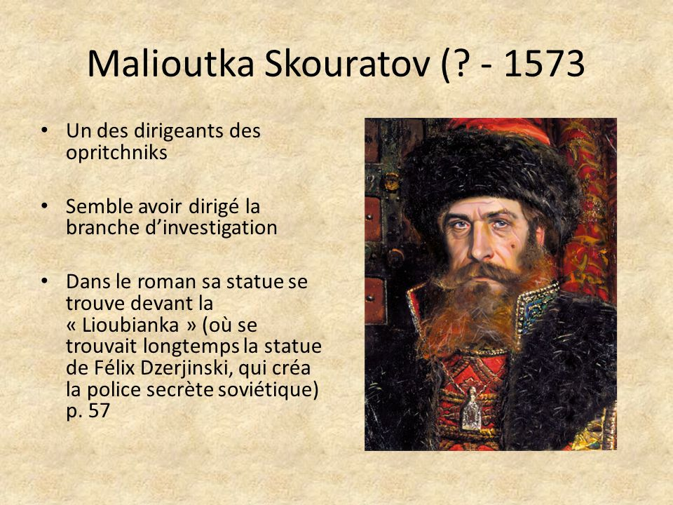 Malioutka Skouratov ( - 1573