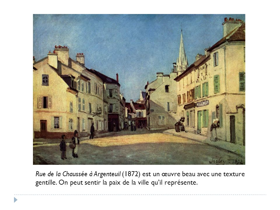 « Alfred Sisley. » Google Images. 15 Avril 2012.