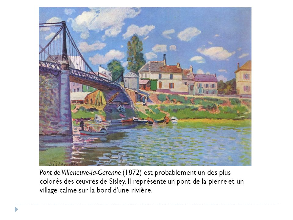 « Alfred Sisley. » Google Images. 16 Avril 2012.