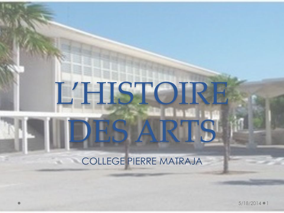 COLLEGE PIERRE MATRAJA