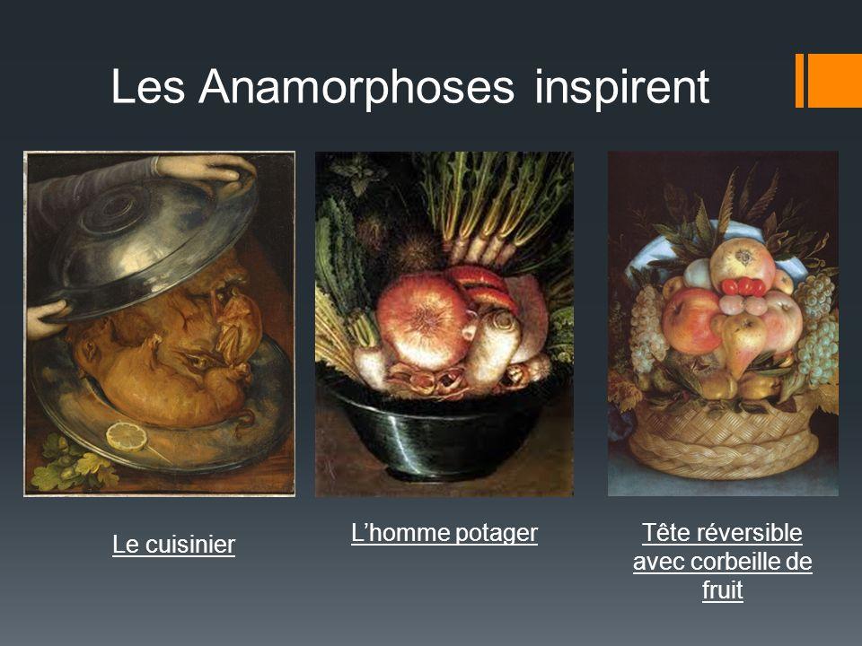 Les Anamorphoses inspirent