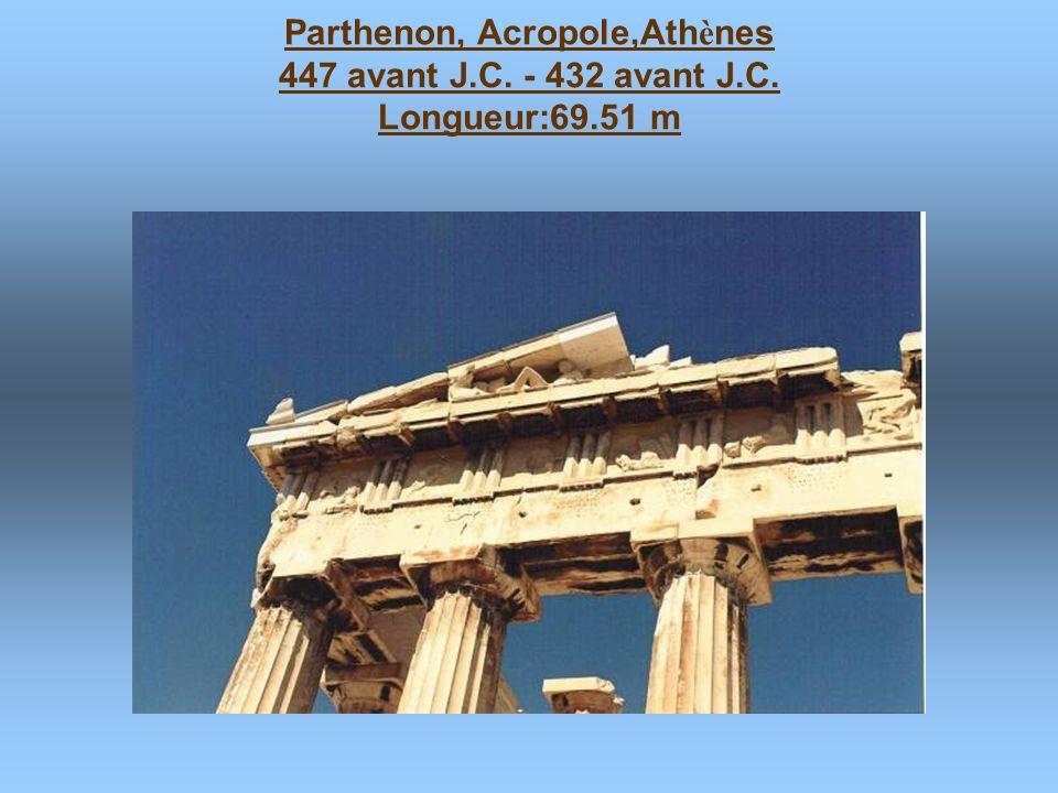 Parthenon, Acropole,Athènes
