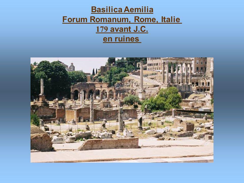 Forum Romanum, Rome, Italie