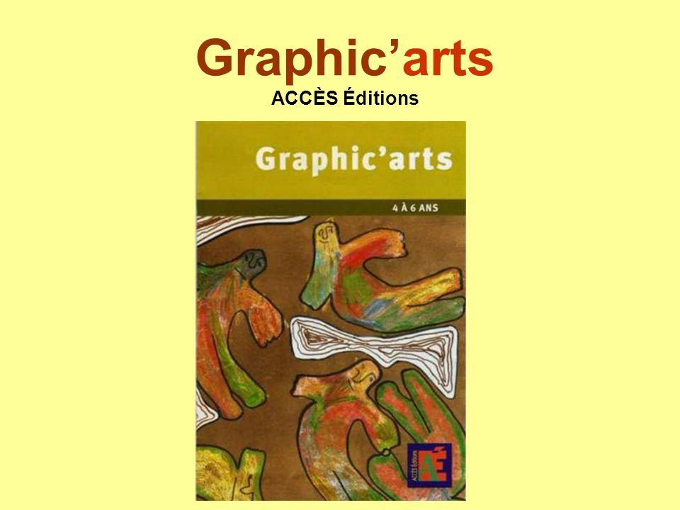 Graphic'arts ACCÈS Éditions