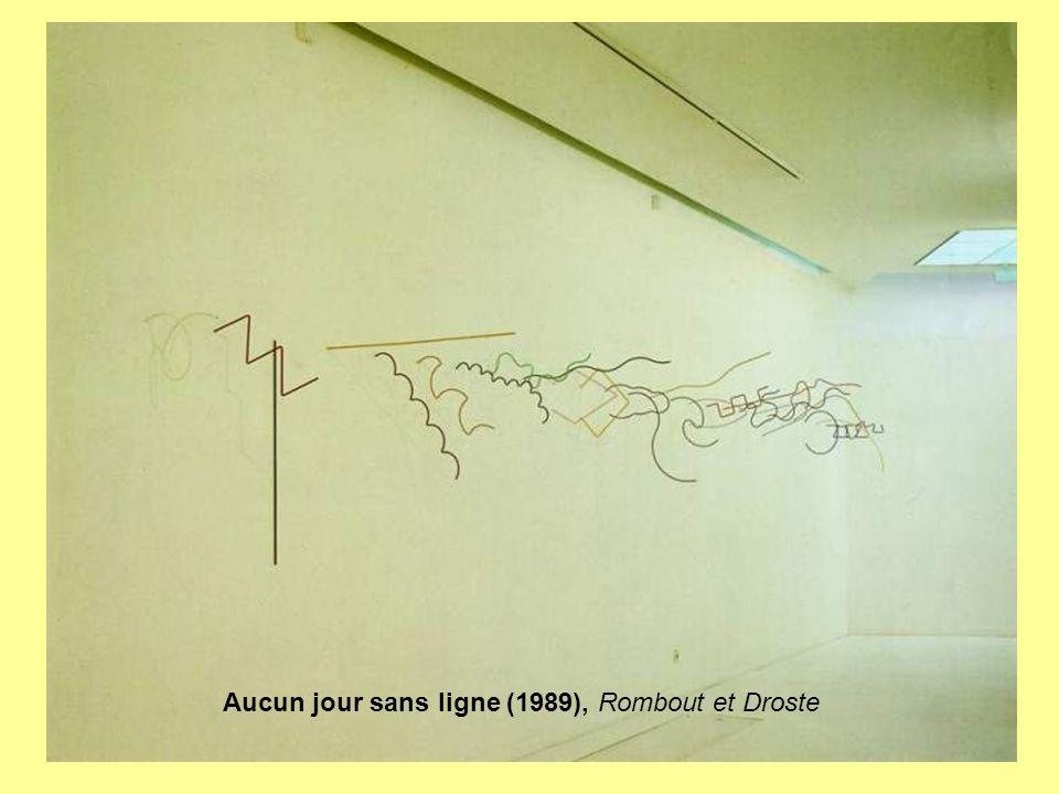 Aucun jour sans ligne (1989), Rombout et Droste