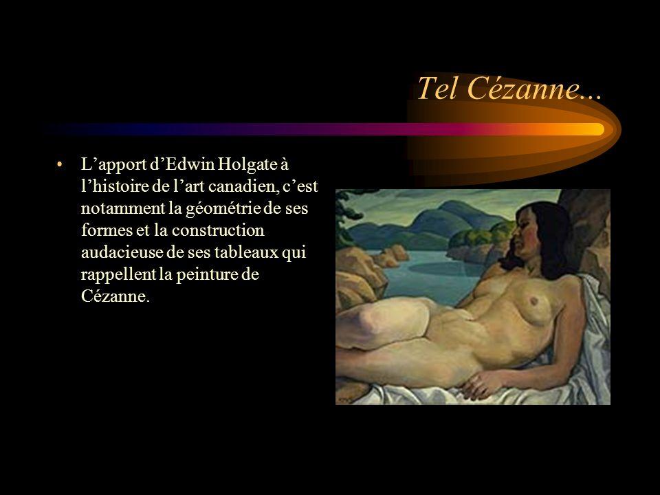 Tel Cézanne...