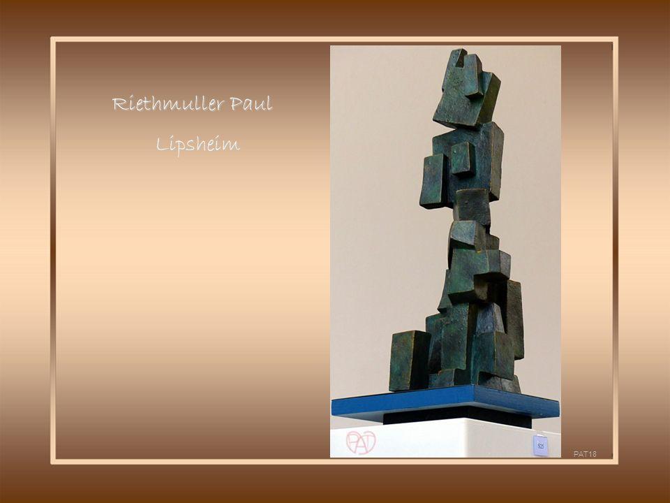 Riethmuller Paul Lipsheim PAT18