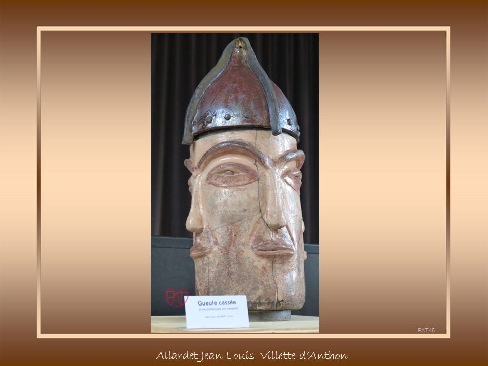 Allardet Jean Louis Villette d'Anthon