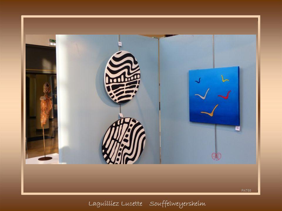 Laguilliez Lucette Souffelweyersheim