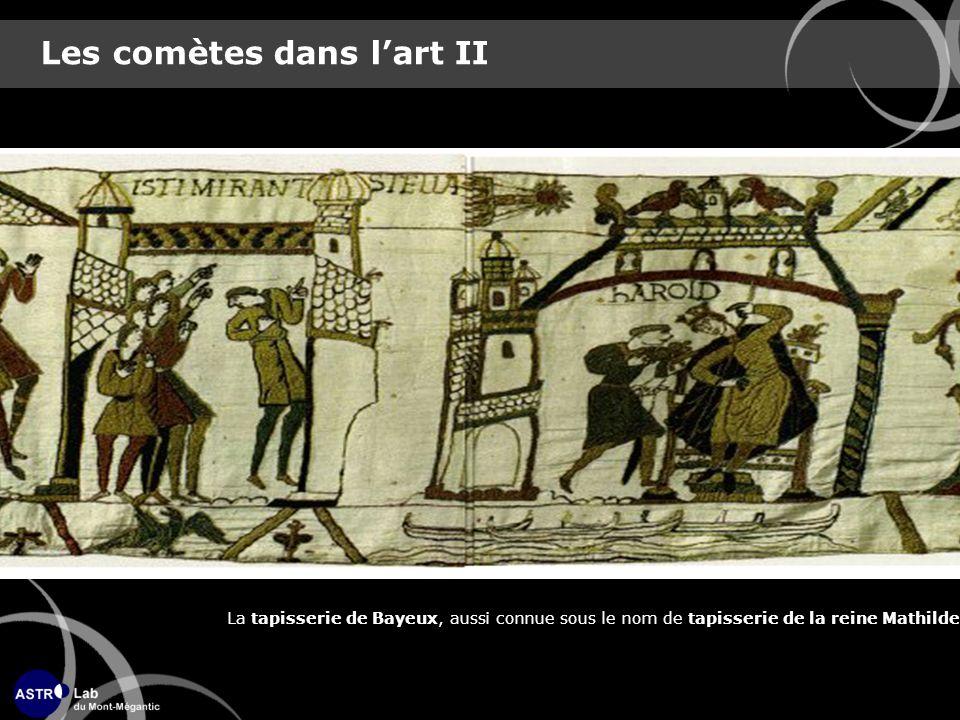 Les comètes dans l'art II