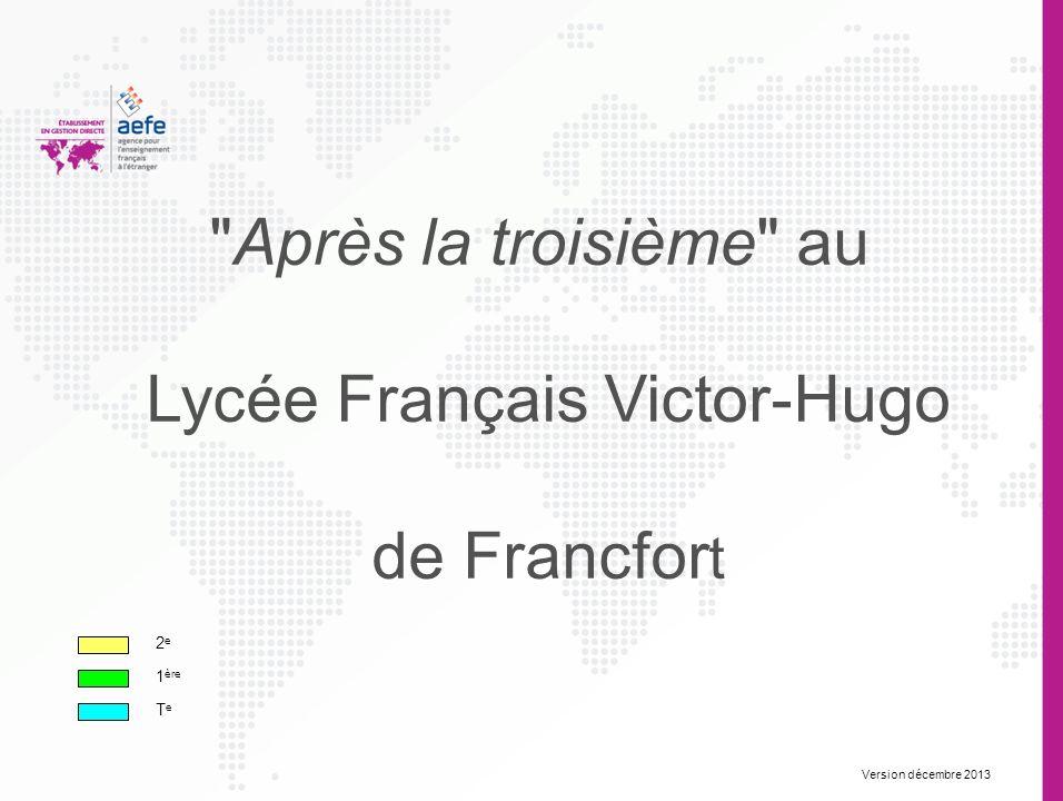 Lycée Français Victor-Hugo