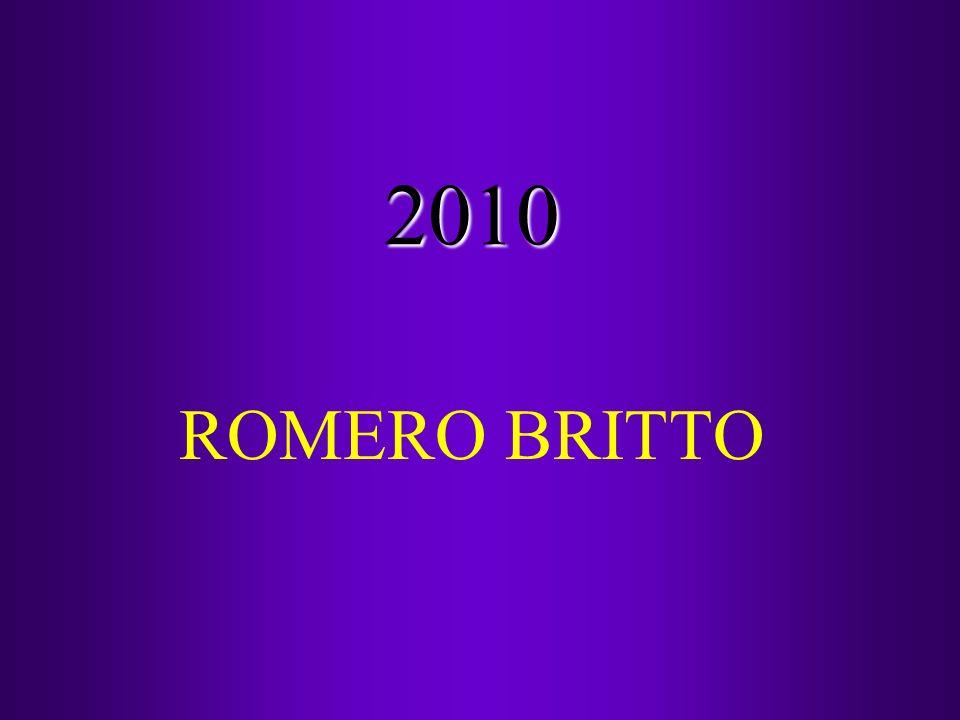 2010 ROMERO BRITTO