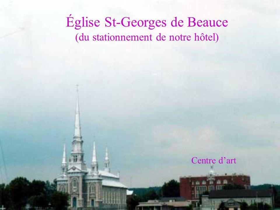 Église St-Georges de Beauce