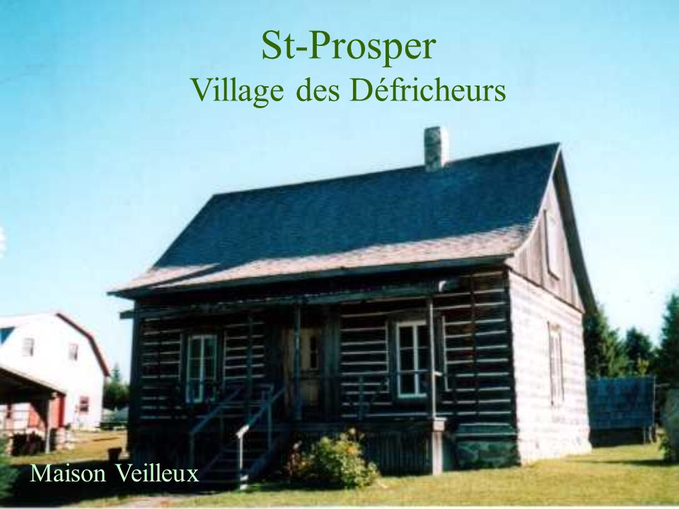 Village des Défricheurs