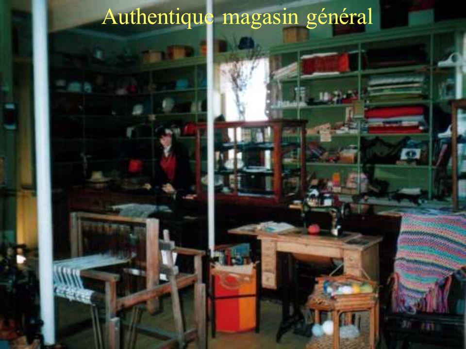 Authentique magasin général