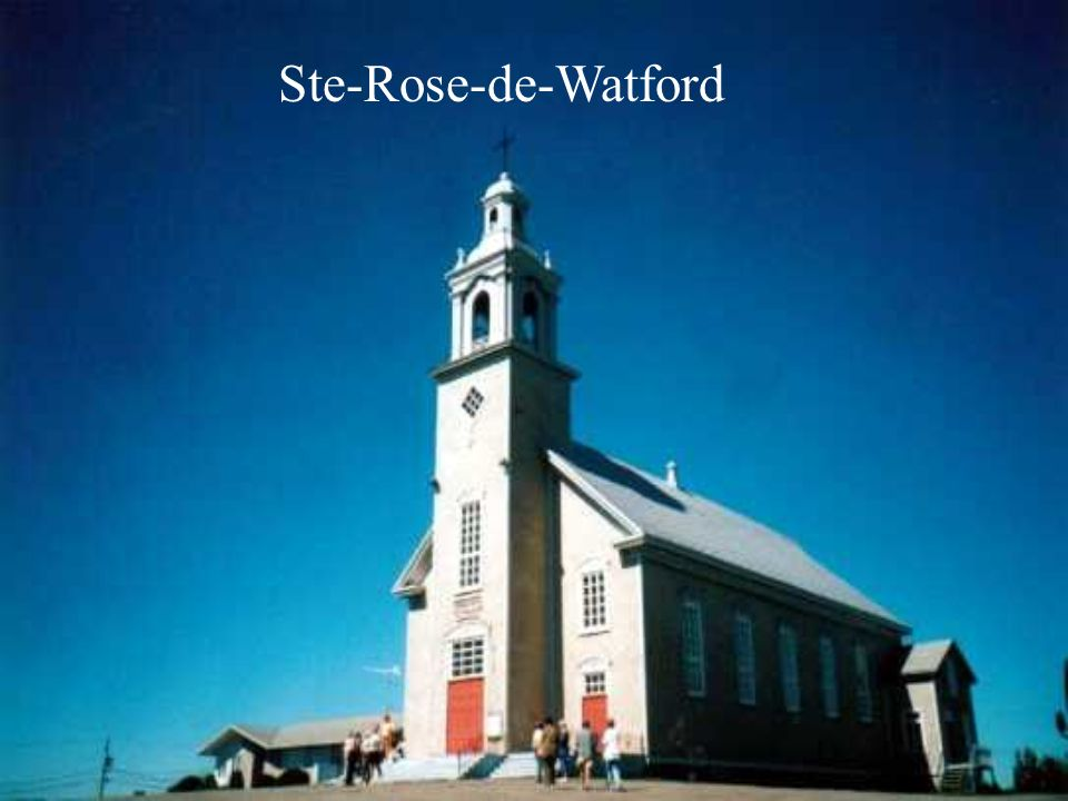 Ste-Rose-de-Watford