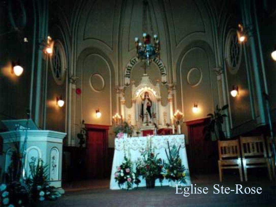 Église Ste-Rose