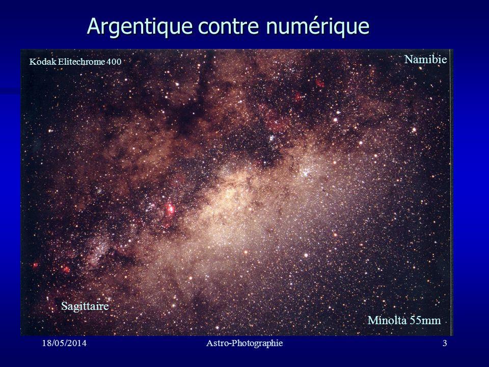 Argentique contre numérique