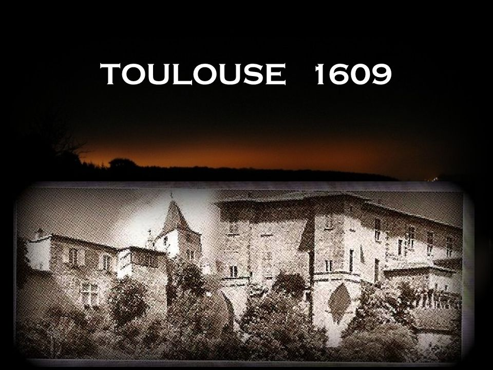 TOULOUSE 1609