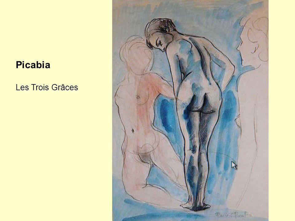 Picabia Les Trois Grâces