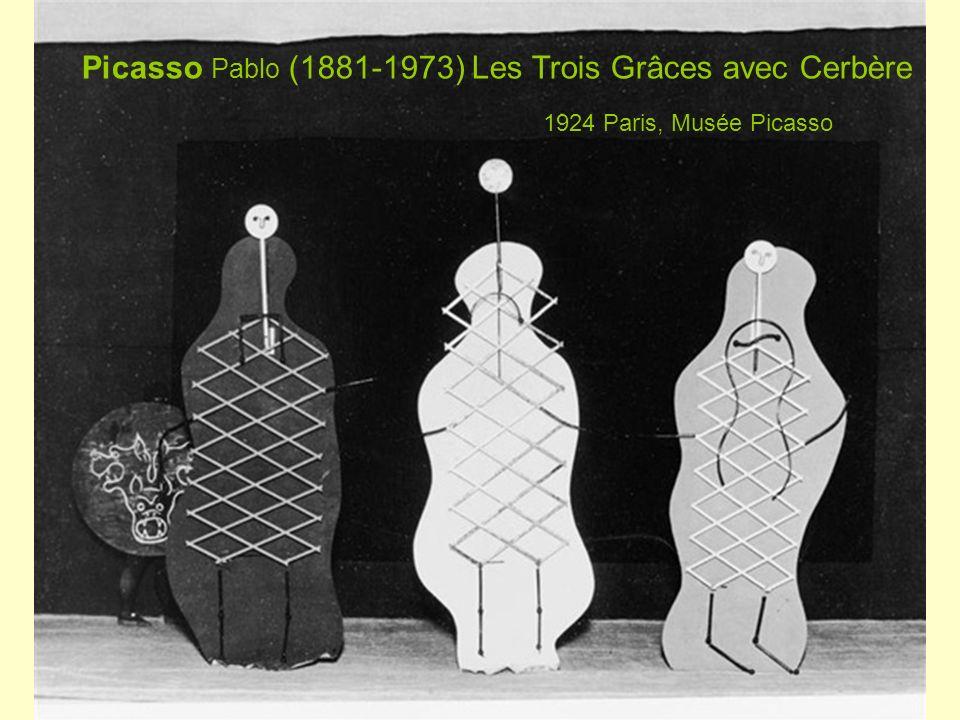 Picasso Pablo (1881-1973) Les Trois Grâces avec Cerbère