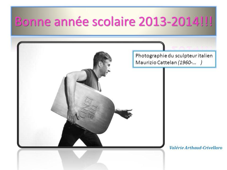 Bonne année scolaire 2013-2014!!.